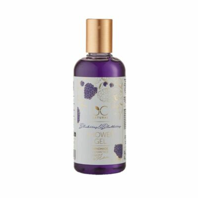 UC natural - shower gel blauwe bes