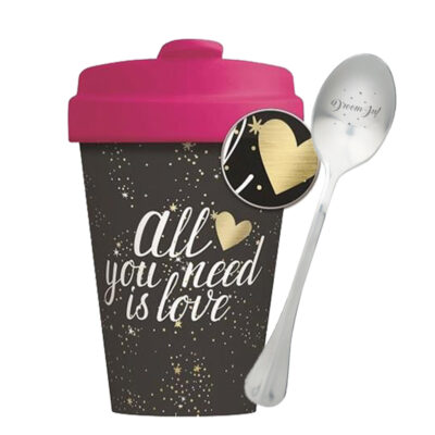 Bamboocups al you need is love